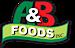 A&B Foods logo