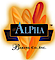 Alpha Baking logo