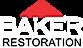 Baker Restoration logo