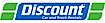 Discount Car & Truck Rentals logo