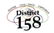 Consolidated School District 158 logo