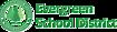 Evergreen Elementary School District logo