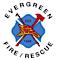 Evergreen Fire/Rescue logo