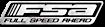Full Speed Ahead logo
