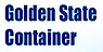 Golden State Container logo