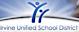 Irvine Unified School District logo