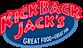 Kickback Jacks logo