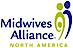 Midwives Alliance of North America logo