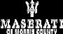 Maserati of Morris County logo