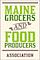Maine Grocers Association logo