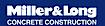 Miller And Long logo