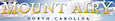 City of Mount Airy, North Carolina logo