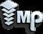MP Ascensores Ascenseurs Aufzuege -- Lifts logo