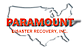 Paramount Disaster Recovery logo