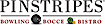 Pinstripes logo