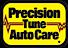 Precision Tune Auto Care logo