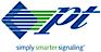 Pt (Performance Technologies, Inc.) logo
