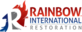 Rainbow International Restoration & Cleaning logo