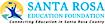 Santa Rosa Education Foundation logo