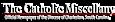 The Catholic Miscellany logo