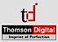 Thomson Digital [A Division of Thomson Press logo