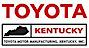 Toyota Motor Manufacturing, Kentucky logo