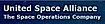 United Space Alliance logo