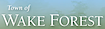 Town of Wake Forest, Nc logo