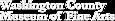 Washington County Museum of Fine Arts logo